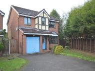 4 bed Detached property for sale in Palmer Close, Branston...