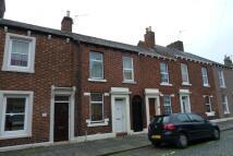 Terraced property in Cumberland Street...