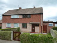 2 bed semi detached home in Winton Crescent...