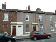 Terraced property in Trafalgar Street...