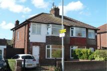 3 bedroom semi detached home to rent in Orton Road, Carlisle...