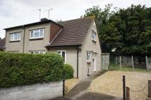 semi detached house in Beechwood Close, Frome...