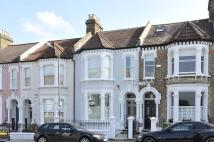 Terraced home for sale in Chestnut Grove, SW12