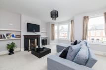 Flat in Lysias Road, SW12