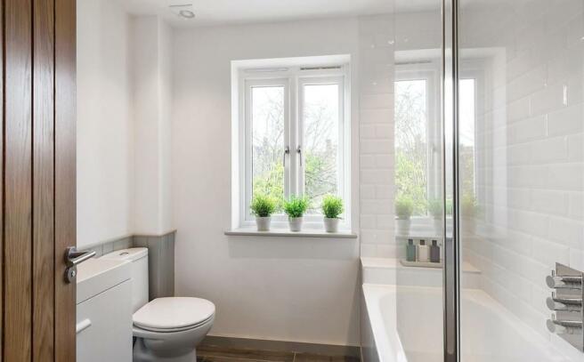 Show Home Bathroom