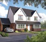 4 bed new house for sale in Foley Green...