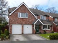 5 bed Detached home for sale in Woburn Drive, Congleton...