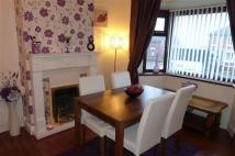 semi detached house in Newcastle Road, Leek...
