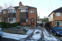 semi detached home to rent in Westwood Park Avenue...