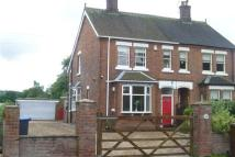 4 bed semi detached house in Orford Road, Endon...