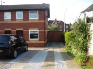 2 bedroom semi detached house in Springfield Court, Leek...