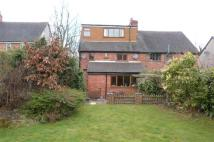 Cheadle Road semi detached house for sale