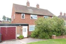 3 bed semi detached property in Whitfield Street, Leek...