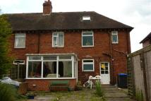 semi detached home for sale in Prince Street, Leek...