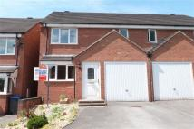 3 bedroom semi detached home for sale in Victoria Court, Leek...