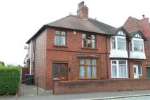 3 bed semi detached home in West End Avenue, Leek...