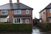 semi detached home in Abbotts Close, Leek...
