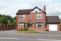 3 bedroom Detached property for sale in Leek Road, Endon...