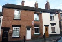 Terraced property in Rosebank Street, Leek...