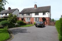 3 bedroom semi detached property for sale in Cheadle Road, Cheddleton...