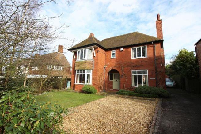Property For Sale In Cheadle Staffordshire