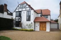 Detached home to rent in Warboys Road Kingston...