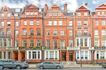 Flat in Cadogan Square, SW1X