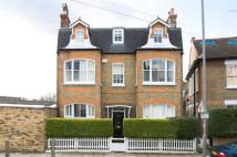 Terraced property in Oakhill Road, SW15