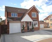 4 bedroom Detached property for sale in St. Brides Court...