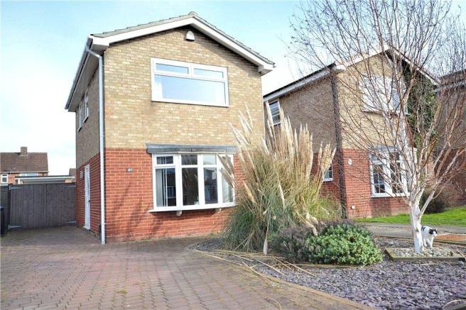 Contemporary The House Yarm