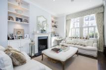 Terraced property for sale in Gowan Avenue, SW6