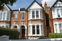 semi detached property in Egerton Gardens, London...