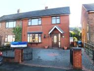 3 bed semi detached home in Church Close, Biddulph...