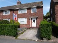 semi detached property in Staffordshire