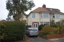 3 bedroom semi detached property in Arbutus Drive, BRISTOL...