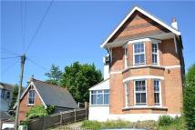 Edmund Road Detached house to rent