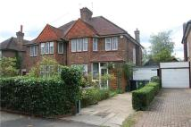 semi detached home to rent in Slough Lane, Kingsbury...