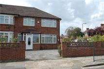 4 bed semi detached home in Tintern Avenue...