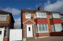 semi detached property to rent in Girton Avenue, Kingsbury...