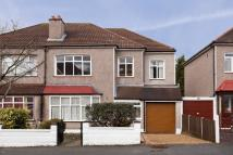 semi detached property in Virginia Road, Norbury...