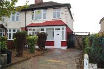 3 bed semi detached house in Sandbourne Avenue...