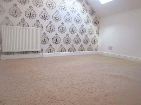 Attic Bedroom Pictur