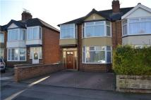 Oliver Road semi detached property to rent