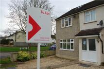semi detached home in Haynes Road, Marston...