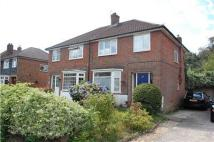 semi detached house to rent in Orpin Road, Merstham...