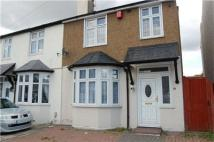 ROMFORD semi detached property to rent