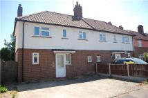 semi detached property in Bellhouse Road...
