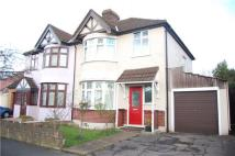 semi detached house to rent in EMERSON PARK