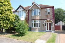 semi detached house to rent in ROMFORD