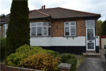 RISE PARK Semi-Detached Bungalow to rent